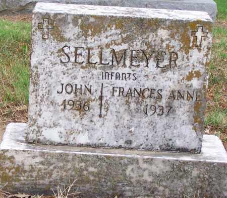 SELLMEYER, JOHN - Clay County, Arkansas | JOHN SELLMEYER - Arkansas Gravestone Photos