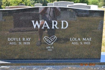 WARD, DOYLE RAY - Clay County, Arkansas   DOYLE RAY WARD - Arkansas Gravestone Photos