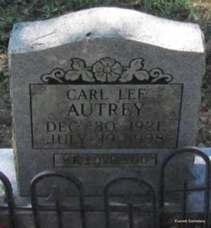 AUTREY, CARL LEE - Cleburne County, Arkansas | CARL LEE AUTREY - Arkansas Gravestone Photos