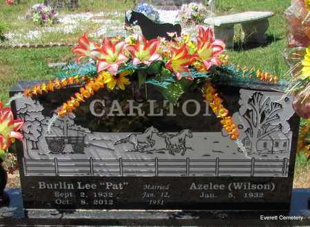 "CARLTON, BURLIN LEE ""PAT"" - Cleburne County, Arkansas 