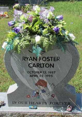 CARLTON, RYAN FOSTER - Cleburne County, Arkansas | RYAN FOSTER CARLTON - Arkansas Gravestone Photos