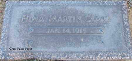 CLARK, ERMA - Cleburne County, Arkansas | ERMA CLARK - Arkansas Gravestone Photos
