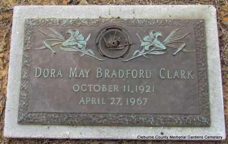 CLARK, DORA MAY - Cleburne County, Arkansas | DORA MAY CLARK - Arkansas Gravestone Photos