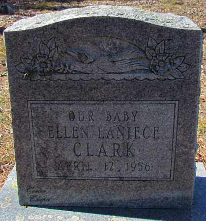 CLARK, ELLEN LANIECE - Cleburne County, Arkansas | ELLEN LANIECE CLARK - Arkansas Gravestone Photos