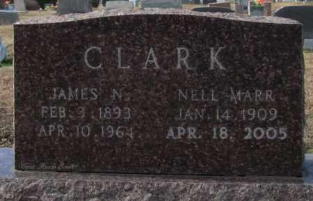 CLARK, NELL - Cleburne County, Arkansas | NELL CLARK - Arkansas Gravestone Photos