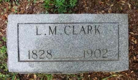 CLARK, LEANDER MADISON - Cleburne County, Arkansas   LEANDER MADISON CLARK - Arkansas Gravestone Photos