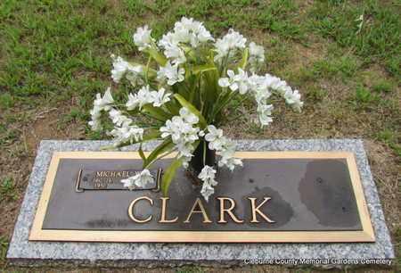 CLARK, MICHAEL WAYNE - Cleburne County, Arkansas   MICHAEL WAYNE CLARK - Arkansas Gravestone Photos