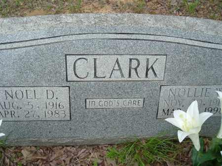 CLARK, NOEL DOUGLAS - Cleburne County, Arkansas | NOEL DOUGLAS CLARK - Arkansas Gravestone Photos