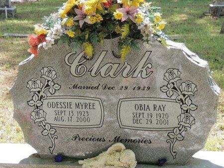 CLARK, OBIA RAY - Cleburne County, Arkansas | OBIA RAY CLARK - Arkansas Gravestone Photos