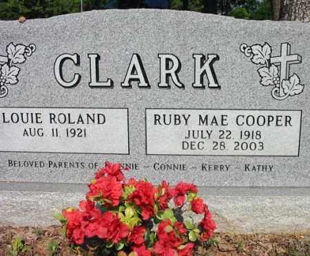 CLARK, RUBY MAE - Cleburne County, Arkansas | RUBY MAE CLARK - Arkansas Gravestone Photos