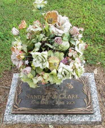 CLARK, SANDRA J - Cleburne County, Arkansas | SANDRA J CLARK - Arkansas Gravestone Photos