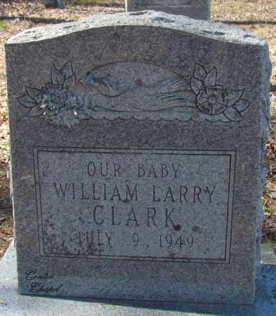 CLARK, WILLIAM LARRY - Cleburne County, Arkansas | WILLIAM LARRY CLARK - Arkansas Gravestone Photos