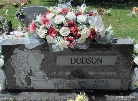 DODSON, GAYLE - Cleburne County, Arkansas | GAYLE DODSON - Arkansas Gravestone Photos