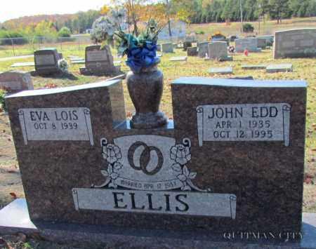 ELLIS, JOHN EDD - Cleburne County, Arkansas   JOHN EDD ELLIS - Arkansas Gravestone Photos