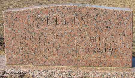 ELLIS, MELIA - Cleburne County, Arkansas | MELIA ELLIS - Arkansas Gravestone Photos