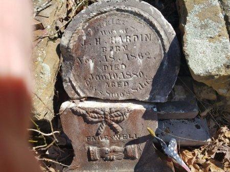 HARDIN, HARRIET - Cleburne County, Arkansas | HARRIET HARDIN - Arkansas Gravestone Photos