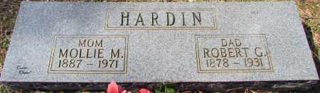HARDIN, MOLLIE M - Cleburne County, Arkansas | MOLLIE M HARDIN - Arkansas Gravestone Photos