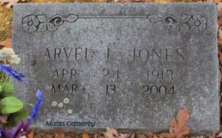 JONES, ARVEL L - Cleburne County, Arkansas | ARVEL L JONES - Arkansas Gravestone Photos