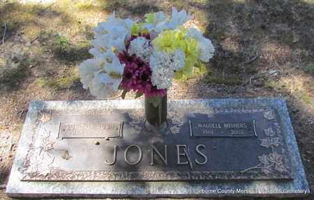 JONES, MAUDELL - Cleburne County, Arkansas | MAUDELL JONES - Arkansas Gravestone Photos