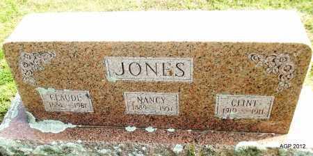 JONES, CLINT - Cleburne County, Arkansas | CLINT JONES - Arkansas Gravestone Photos