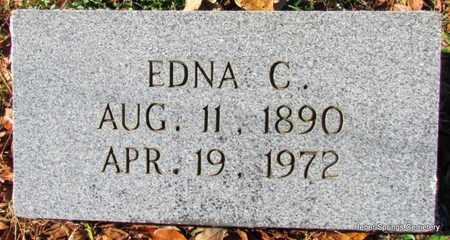 JONES, EDNA C - Cleburne County, Arkansas | EDNA C JONES - Arkansas Gravestone Photos