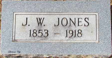 JONES, J W - Cleburne County, Arkansas | J W JONES - Arkansas Gravestone Photos