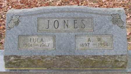 JONES, LULA - Cleburne County, Arkansas | LULA JONES - Arkansas Gravestone Photos