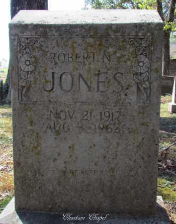 JONES, ROBERT N - Cleburne County, Arkansas | ROBERT N JONES - Arkansas Gravestone Photos
