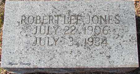 JONES, ROBERT LEE - Cleburne County, Arkansas | ROBERT LEE JONES - Arkansas Gravestone Photos