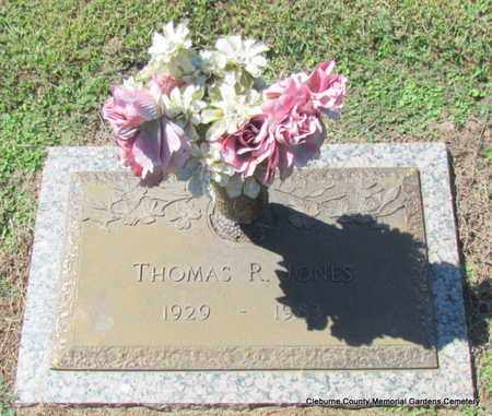 JONES, THOMAS R - Cleburne County, Arkansas | THOMAS R JONES - Arkansas Gravestone Photos