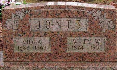 JONES, SUSAN VIOLA - Cleburne County, Arkansas | SUSAN VIOLA JONES - Arkansas Gravestone Photos