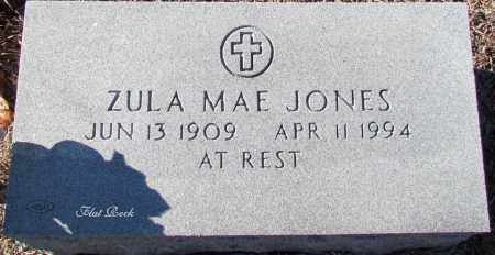 JONES, ZULA MAE - Cleburne County, Arkansas | ZULA MAE JONES - Arkansas Gravestone Photos
