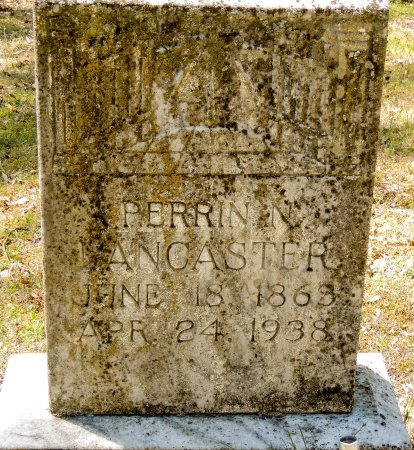 LANCASTER, PERRIN NEWTON - Cleburne County, Arkansas | PERRIN NEWTON LANCASTER - Arkansas Gravestone Photos