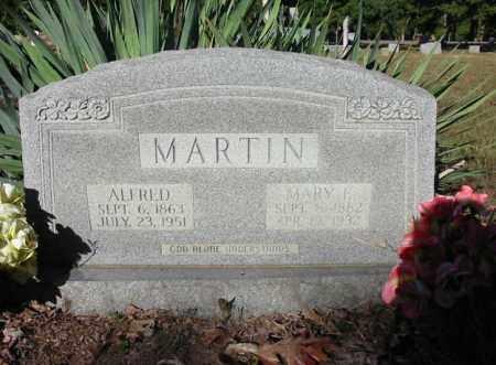 MARTIN, MARY FRANCES - Cleburne County, Arkansas | MARY FRANCES MARTIN - Arkansas Gravestone Photos