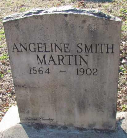 MARTIN, ANGELINE - Cleburne County, Arkansas   ANGELINE MARTIN - Arkansas Gravestone Photos