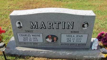 MARTIN, CHARLES WAYNE - Cleburne County, Arkansas | CHARLES WAYNE MARTIN - Arkansas Gravestone Photos