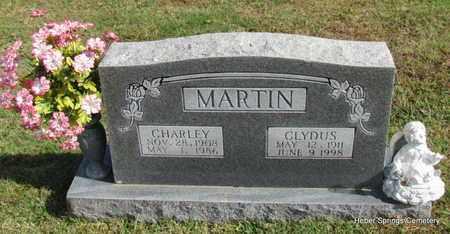 MARTIN, CHARLEY - Cleburne County, Arkansas | CHARLEY MARTIN - Arkansas Gravestone Photos