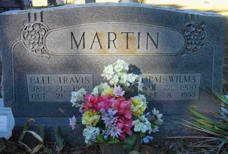 MARTIN, OPAL WILMA - Cleburne County, Arkansas | OPAL WILMA MARTIN - Arkansas Gravestone Photos