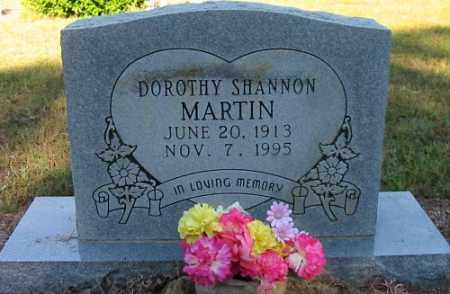 MARTIN, DOROTHY - Cleburne County, Arkansas   DOROTHY MARTIN - Arkansas Gravestone Photos