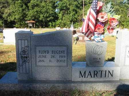 MARTIN, FLOYD EUGENE - Cleburne County, Arkansas | FLOYD EUGENE MARTIN - Arkansas Gravestone Photos