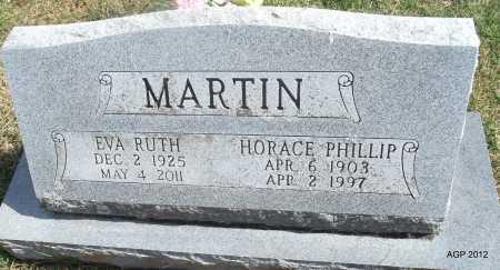 MARTIN, EVA RUTH - Cleburne County, Arkansas | EVA RUTH MARTIN - Arkansas Gravestone Photos