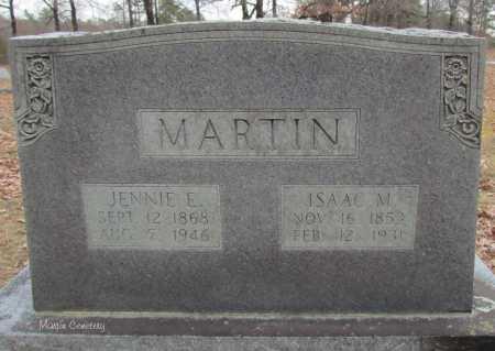 MARTIN, JENNIE E - Cleburne County, Arkansas   JENNIE E MARTIN - Arkansas Gravestone Photos