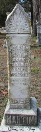 MARTIN, J ROBERT - Cleburne County, Arkansas   J ROBERT MARTIN - Arkansas Gravestone Photos
