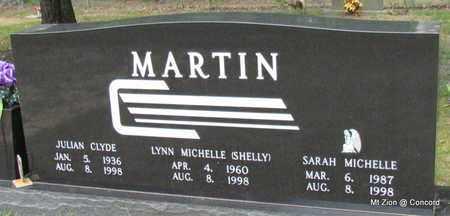 MARTIN, JULIAN CLYDE - Cleburne County, Arkansas | JULIAN CLYDE MARTIN - Arkansas Gravestone Photos