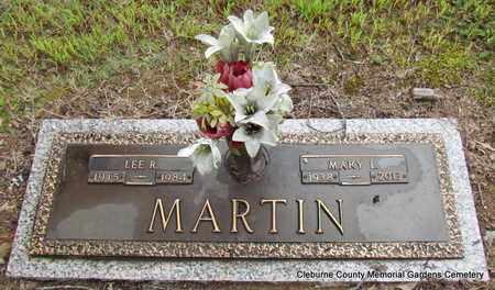 MARTIN, LEE R - Cleburne County, Arkansas | LEE R MARTIN - Arkansas Gravestone Photos