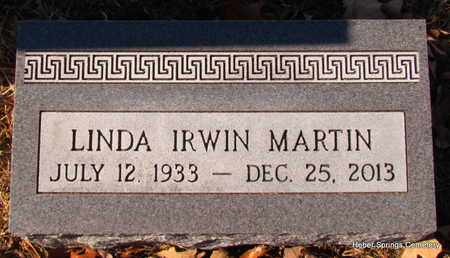 MARTIN, LINDA - Cleburne County, Arkansas   LINDA MARTIN - Arkansas Gravestone Photos