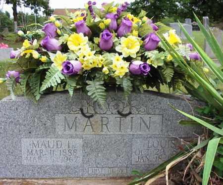 MARTIN, LOUIS - Cleburne County, Arkansas | LOUIS MARTIN - Arkansas Gravestone Photos