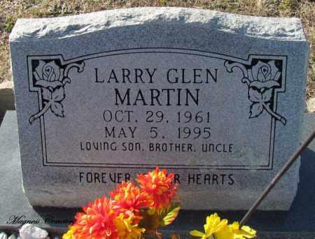 MARTIN, LARRY GLEN - Cleburne County, Arkansas | LARRY GLEN MARTIN - Arkansas Gravestone Photos