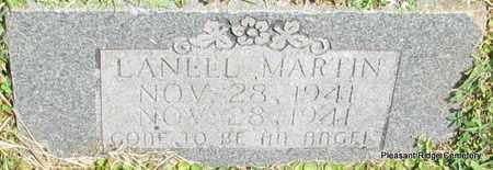 MARTIN, LANELL - Cleburne County, Arkansas | LANELL MARTIN - Arkansas Gravestone Photos