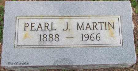 MARTIN, PEARL J - Cleburne County, Arkansas | PEARL J MARTIN - Arkansas Gravestone Photos